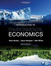 Introduction to Environmental Economics 2e - Hanley, Nick