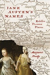 Jane Austens Names : Riddles, Persons, Places - Doody, Margaret