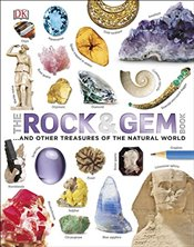 Rock and Gem Book - Gifford, Clive