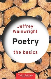 Poetry : The Basics - Wainwright, Jeffrey