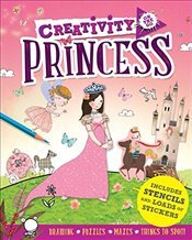 Creativity on the Go : Princess - Pinnington, Andrea