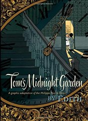 Toms Midnight Garden Graphic Novel - Pearce, Philippa