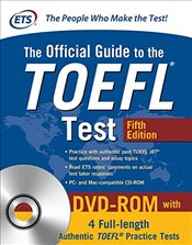 Official Guide to the TOEFL Test with DVD 5e - ETS