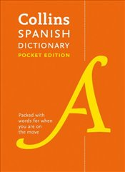 Pocket Spanish Dictionary 8e - Collins Dictionaries