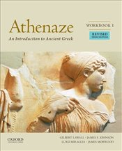 Athenaze 3e : An Introduction to Ancient Greek Workbook I - Lawall, Gilbert