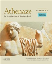 Athenaze 3e : An Introduction to Ancient Greek Workbook II - Lawall, Gilbert
