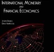International Money And Finance - DANIELS, JOE