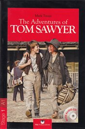 Adventures of Tom Sawyer : Stage 1 : CDli - Twain, Mark