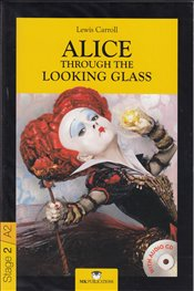 Alice Through The Looking Glass : Stage 2 : CDli - Carrol, Lewis