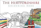 Hertfordshire Colouring Book: Past & Present (Past & Present Colouring Books) - Press, The History