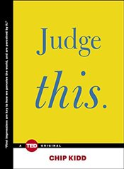 Judge This (Ted Books) - Kidd, Chip