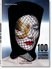 100 Contemporary Fashion Designers - Jones, Terry