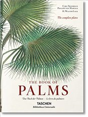 Martius : The Book of Palms - Lack, H Walter