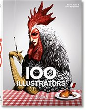 100 Illustrators - Heller, Steven