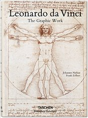 Leonardo da Vinci : The Graphic Work - Zollner, Frank