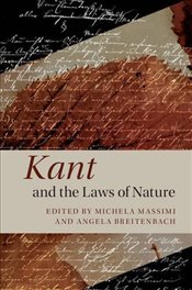 Kant and the Laws of Nature -