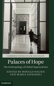 Palaces of Hope: The Anthropology of Global Organizations (Cambridge Studies in Law and Society) -