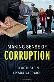 Making Sense of Corruption - Rothstein, Bo
