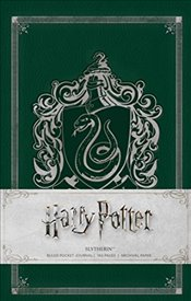 Harry Potter Slytherin Pocket Journal   -
