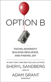 Option B : Facing Adversity, Building Resilience, and Finding Joy - Sandberg, Sheryl