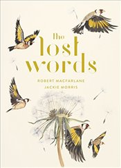Lost Words - Macfarlane, Robert