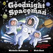 Goodnight Spaceman - Robinson, Michelle
