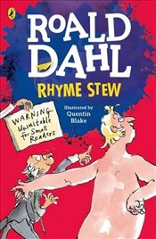 Rhyme Stew (Dahl Fiction) - Dahl, Roald