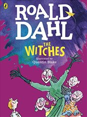 Witches (Colour Edition) - Dahl, Roald