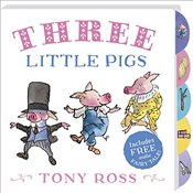 My Favourite Fairy Tale Board Book: Three Little Pigs - Ross, Tony