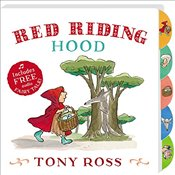 My Favourite Fairy Tale Board Book: Red Riding Hood - Ross, Tony