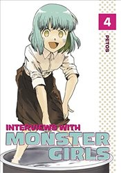 Interviews With Monster Girls 4 - Petos,
