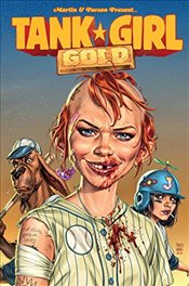 Tank Girl: Gold - Martin, Alan
