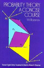 Probability Theory : Concise Course - Rozanov, Y. A.