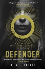 Defender: The post-apocalyptic thriller compared with The Stand (The Voices Book 1) - Todd, G X