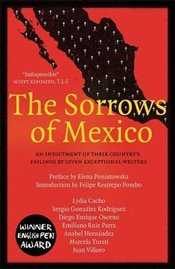 Sorrows of Mexico - Cacho, Lydia