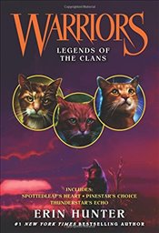 Warriors : Legends of the Clans - Hunter, Erin