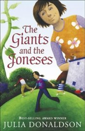 Giants and the Joneses - Donaldson, Julia