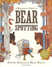 Beginners Guide to Bearspotting - Robinson, Michelle