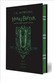 Harry Potter and the Philosophers Stone - Slytherin Edition - Rowling, J. K.