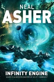 Infinity Engine  - Asher, Neal