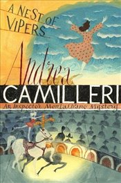Nest of Vipers  - Camilleri, Andrea