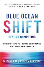 Blue Ocean Shift : Beyond Competing : Proven Steps to Inspire Confidence and Seize New Growth - Mauborgne, Renee