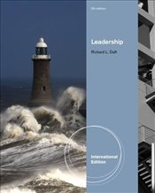 Leadership, (with CourseMate Printed Access Card), International Edition - Daft, Richard L.