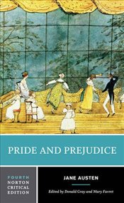 Pride and Prejudice (Norton Critical Editions) - Austen, Jane
