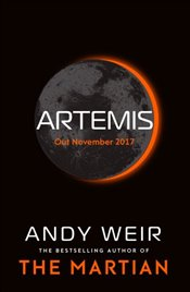 Artemis - Weir, Andy