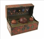 Harry Potter : Collectible Quidditch Set -