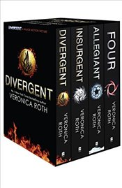 Divergent Series Box Set : Books 1-4 plus World of Divergent - Roth, Veronica