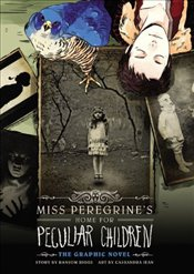 Miss Peregrines Home for Peculiar Children: The Graphic Novel (Miss Peregrines Peculiar Children:  - Riggs, Ransom