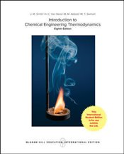 Introduction to Chemical Engineering Thermodynamics 8e - Smith, J. M.