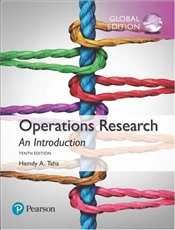 Operations Research 10e : An Introduction - Taha, Hamdy Abdelaziz